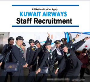 Cabin Crew Wanted in Kuwait